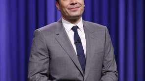 Jimmy Fallon takes over as the new host