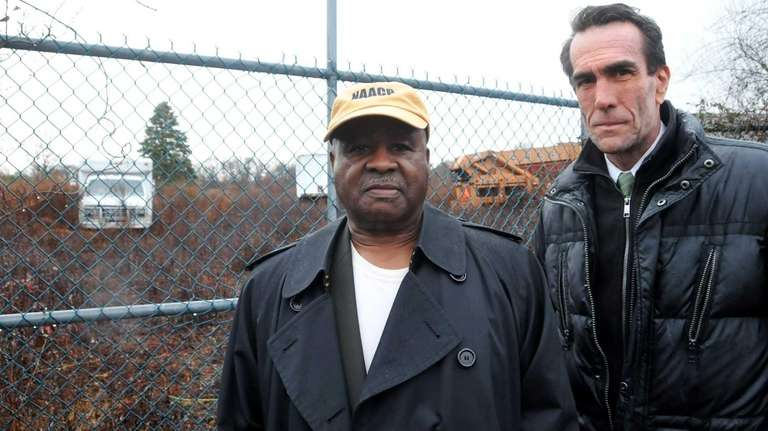 Ulysses Spicer of the NAACP, and Peter Florey,