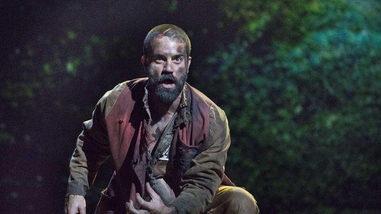 Ramin Karimloo as Jean Valjean in