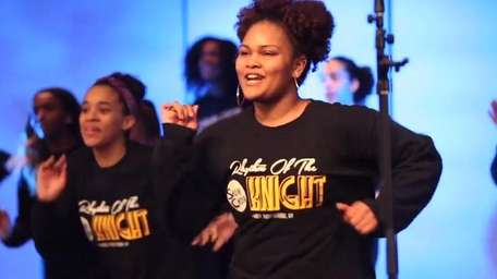 Uniondale High School's show choir, Rhythm of the