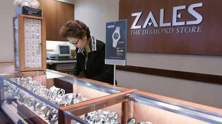 Zale Corp., which owns the Zales jewelry store