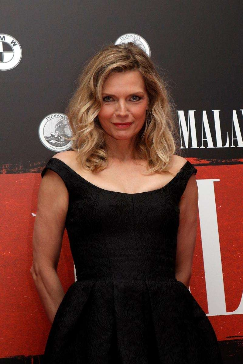 Michelle Pfeiffer has stayed mostly out of the