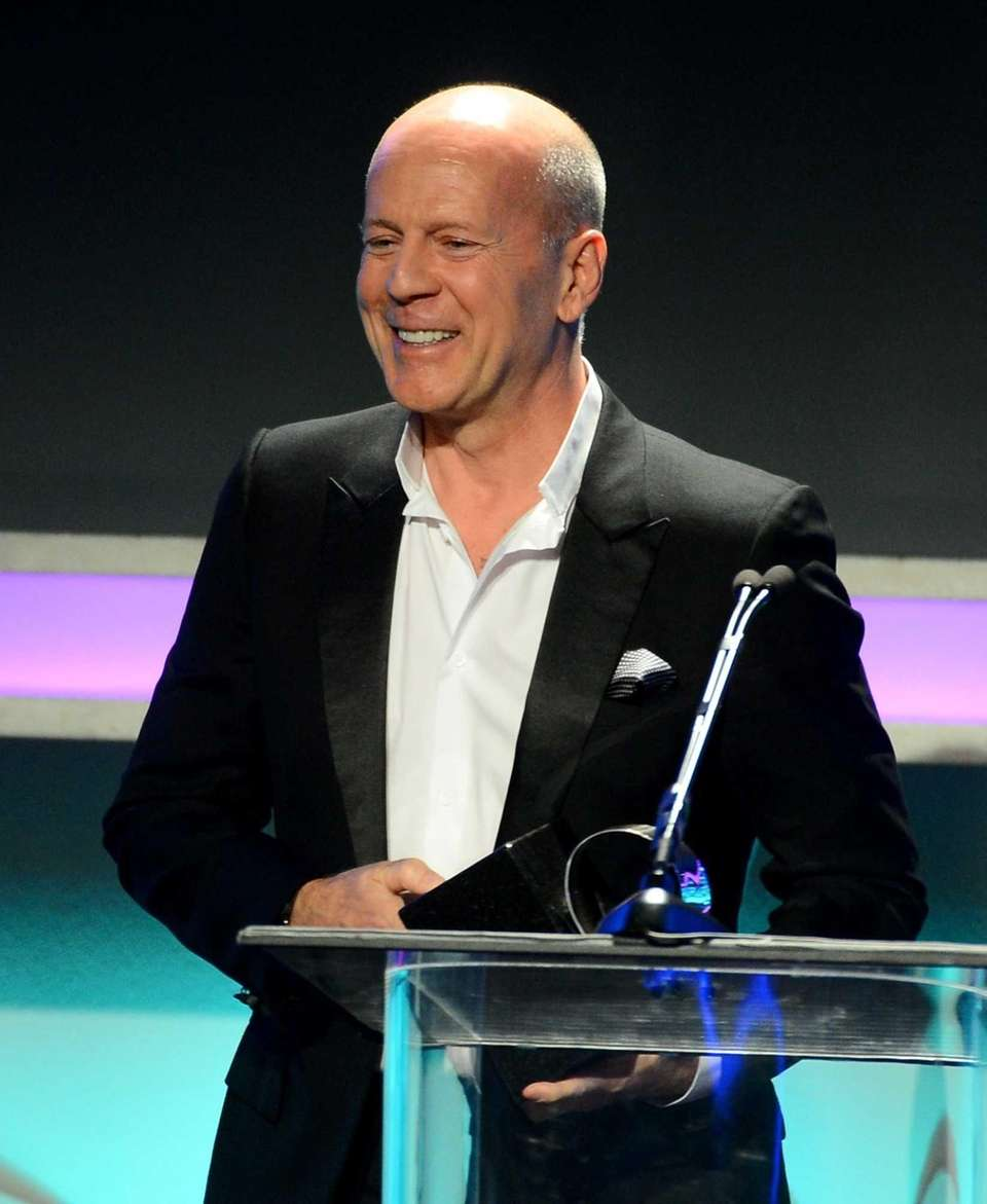 Bruce Willis has not even a single Oscar