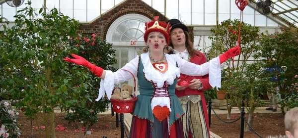 The Mad Hatter Tea Party for families will