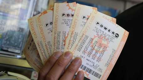 The jackpot for Wednesday's Powerball is $400 million.