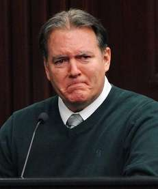 Michael Dunn takes the stand in his own