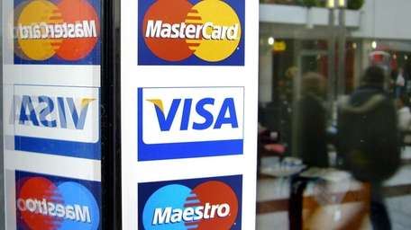 Visa and MasterCard are introducing Internet-based technologies to