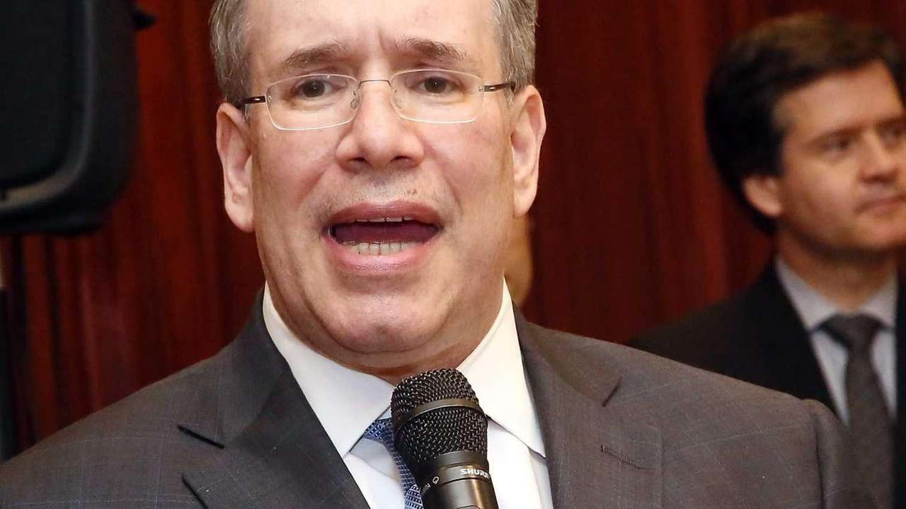Comptroller Scott Stringer is shown in this New