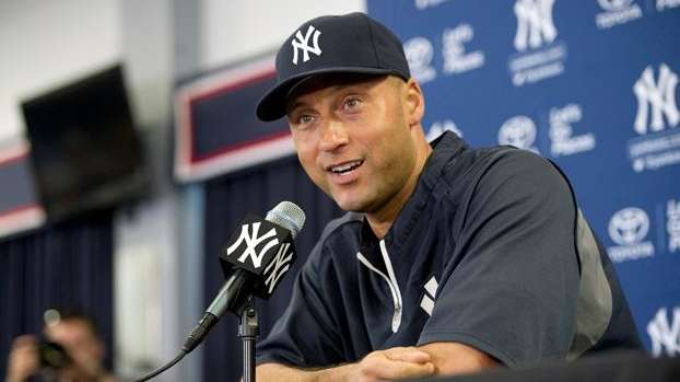 Derek Jeter spoke about his decision to retire