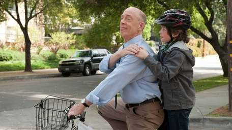 J.K. Simmons as Mel and Eli Baker as