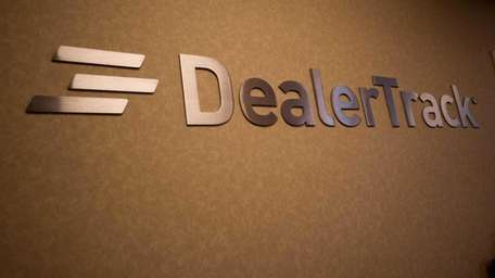 Shares of Dealertrack Technologies Inc. surged into a
