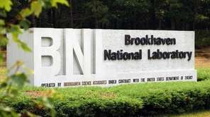 Brookhaven National Laboratory in Upton has named Robert