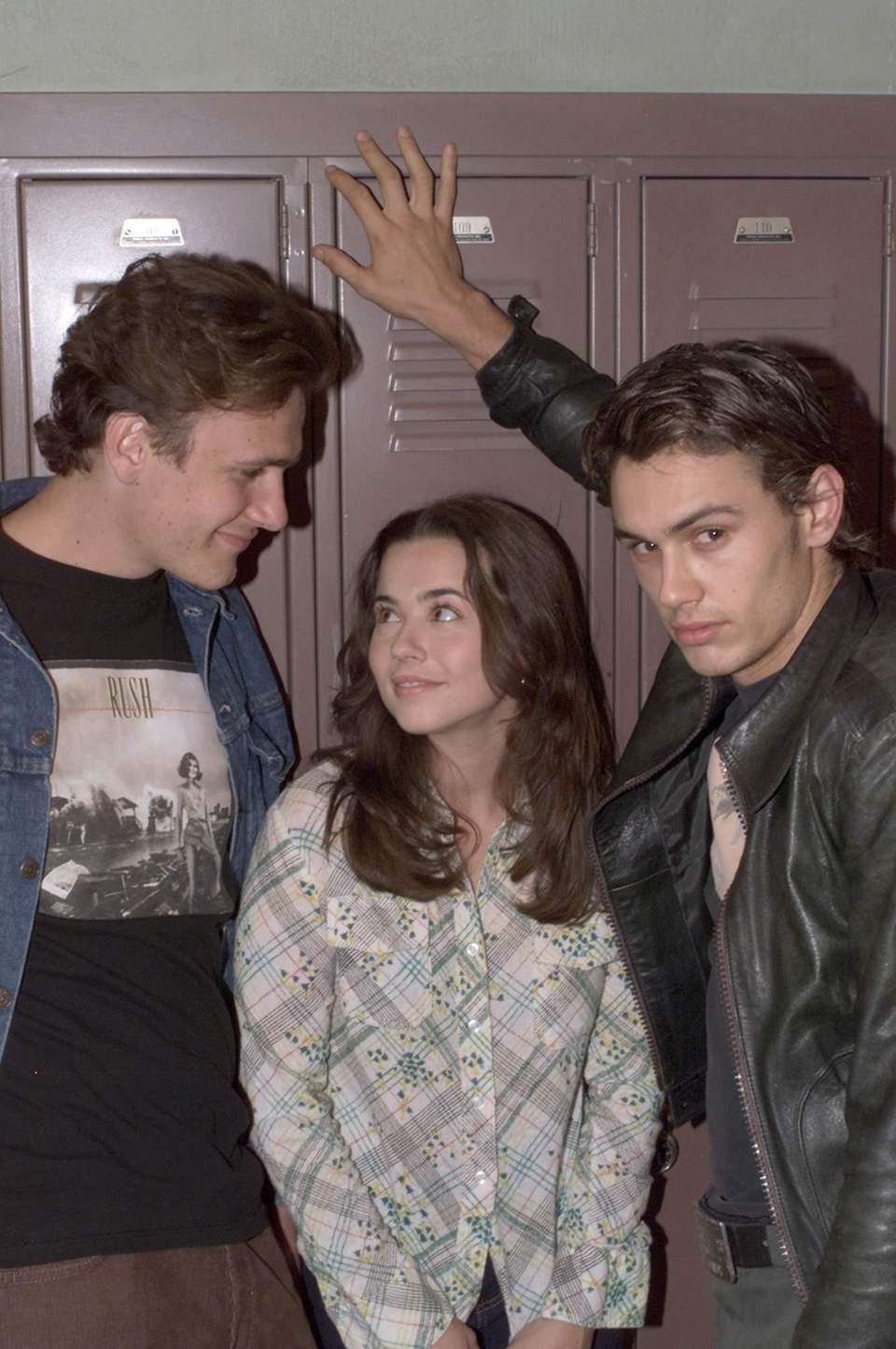 James Franco, right, first got on our radar