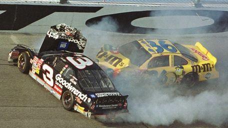 FEB. 18, 2001 The auto racing world is