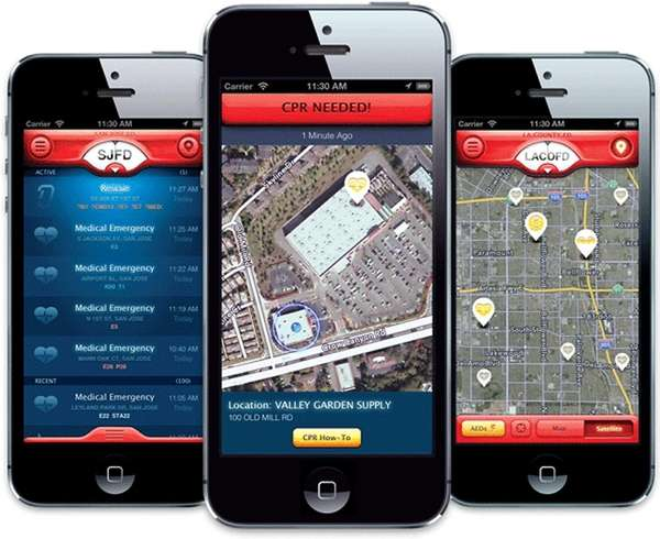 The PulsePoint app empowers everyday citizens to provide