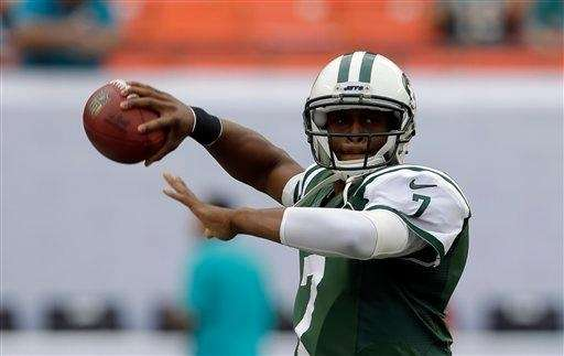 2013: GENO SMITH Drafted: 2nd round, No. 39
