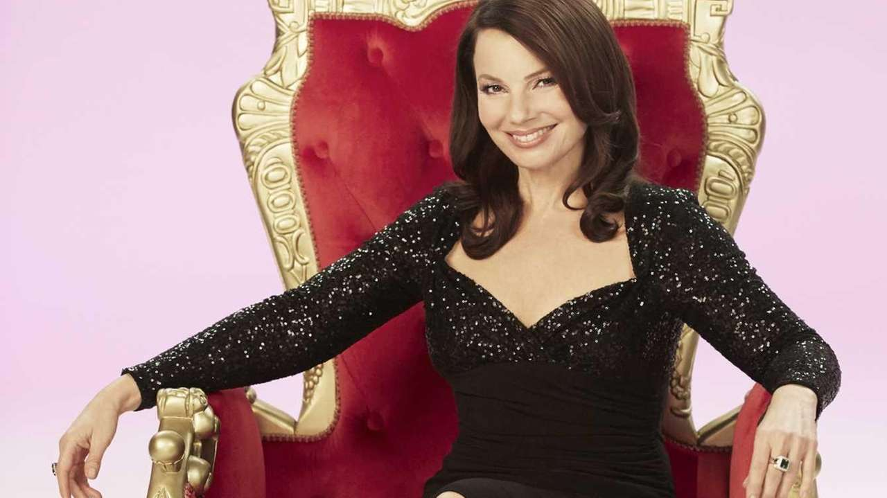 Fran Drescher stars as the wicked stepmother in