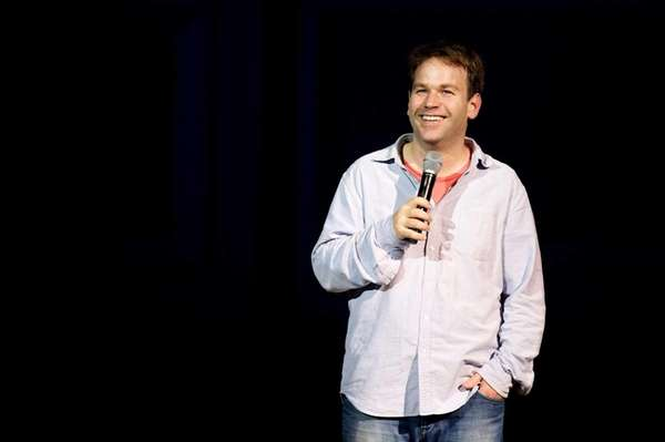 "Comedian Mike Birbiglia brings his ""Thank God for"
