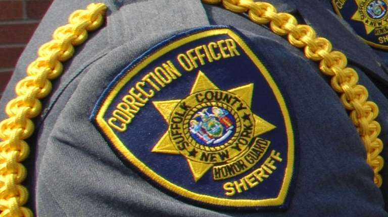 Correction officers dominated the list of highest-paid Suffolk