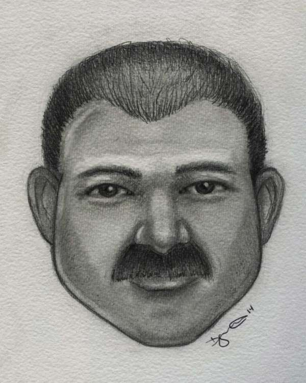 Suffolk police are looking for a man who