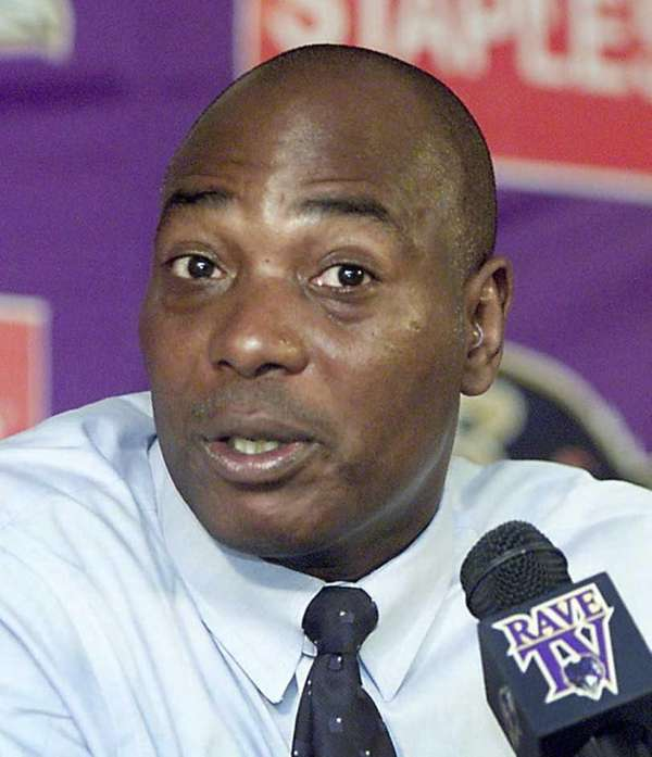 Ozzie Newsome became the first black general manager