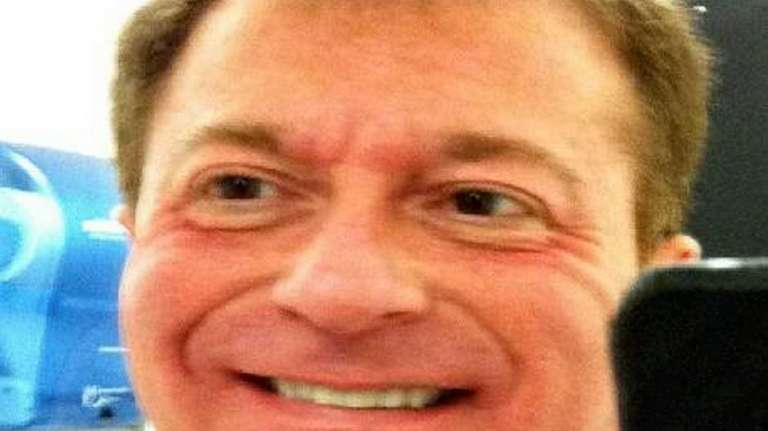 Steven Nelson, 55, of Copiague, seen in this