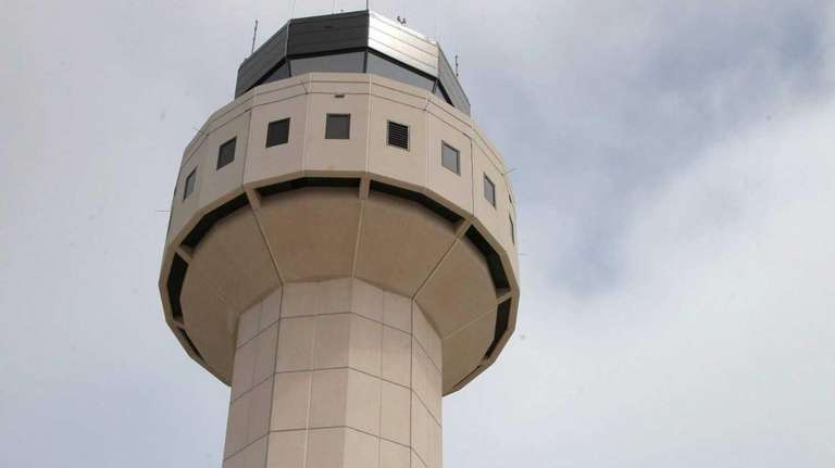 This file photo shows an Air Traffic Control
