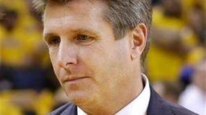Warriors President and Chief of Operations Rick Welts