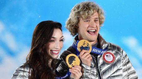 Figure Skating - Ice Dancing - Gold: Meryl