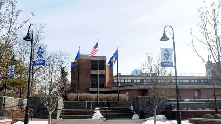 Suffolk County Community College trustees are aiming to