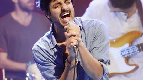Young the Giant singer Sameer Gadhia rocks the