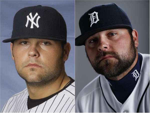 Joba Chamberlain signed with the Tigers before the