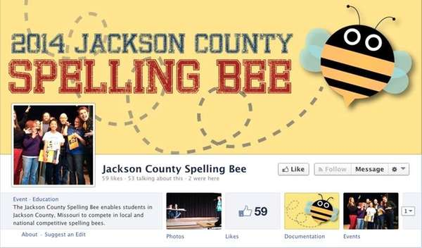An image of the 2014 Jackson County Spelling