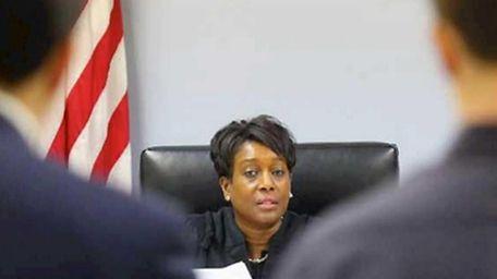 Judge Sharon Gianelli presides over Juvenile Justice Court