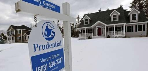 U.S. home prices fell for the second straight