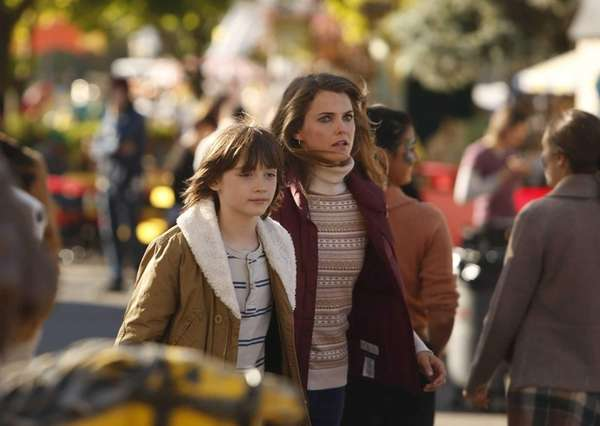 Keidrich Sellati as Henry Jennings, Keri Russell as