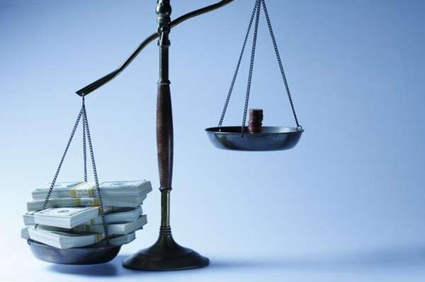 Crunching numbers reveals two surprises about income inequality.