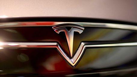 The Tesla Model S electric sedan is Consumer