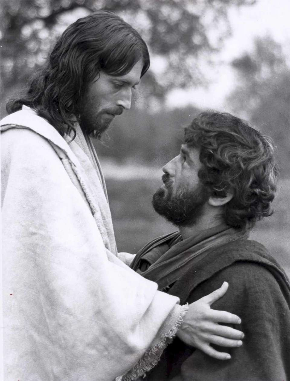 Robert Powell starred as Jesus Christ and James