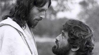 Robert Powell starred as Jesus Christ and James