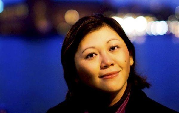 Yiyun Li, author of