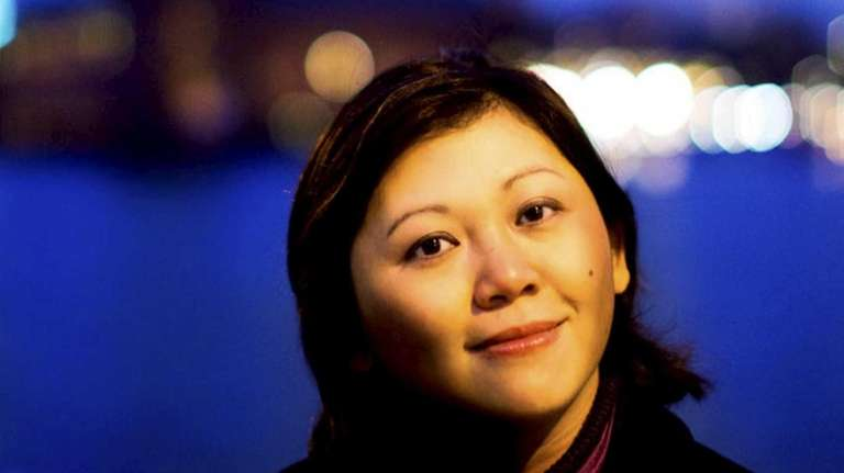 Yiyun Li, author of