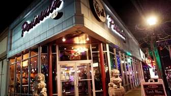 New Peninsula, a restaurant serving up Chinese and