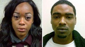 Deidreanne Dopwell, 23, and Joshua Lewis, 26, both