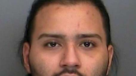 Nicholas Hernandez was charged with Criminal Possession of