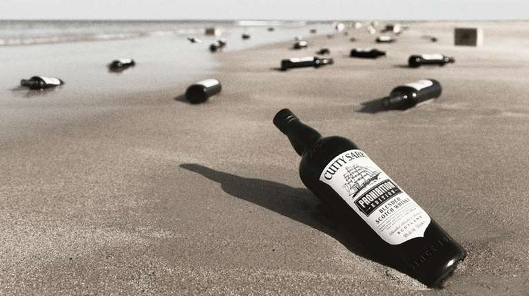 Cutty Sark Prohibition Edition Blended Scotch Whisky has