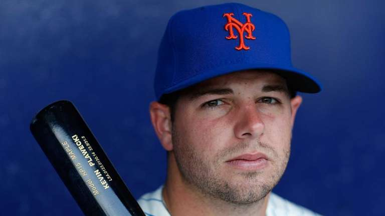Kevin Plawecki poses for a portrait during Spring