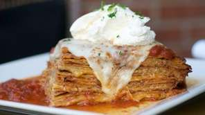 Ciao Baby, Massapequa Park: While chef Heather West