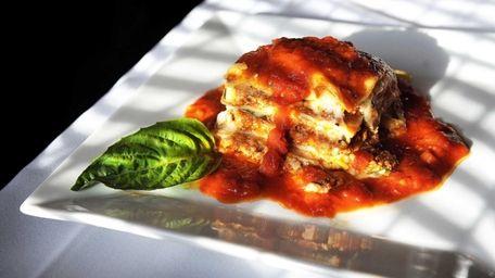 Spezia, St. James: Three layers of house-made pasta