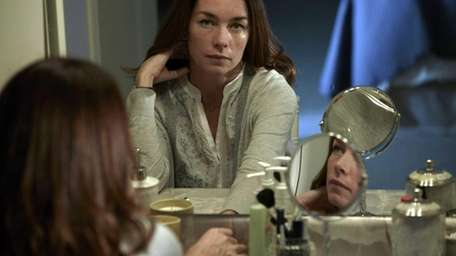 Julianne Nicholson in a scene from